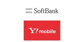 ソフトバンク・ワイモバイルアリオ上尾のロゴ画像