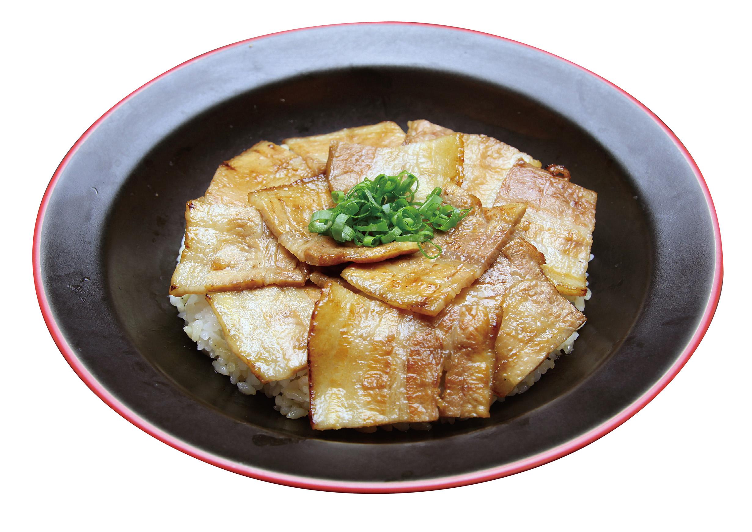 つけ麺 豚丼 徳の画像