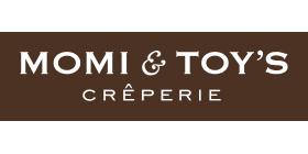 MOMI&TOY'Sのロゴ画像